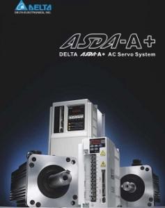 servo Delta ASDA-A+